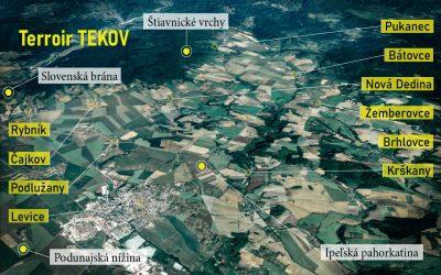 Kde sa nachádza Terroir TEKOV